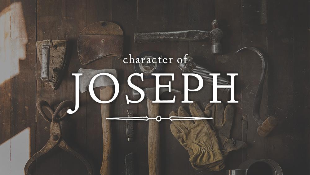Character Of Joseph