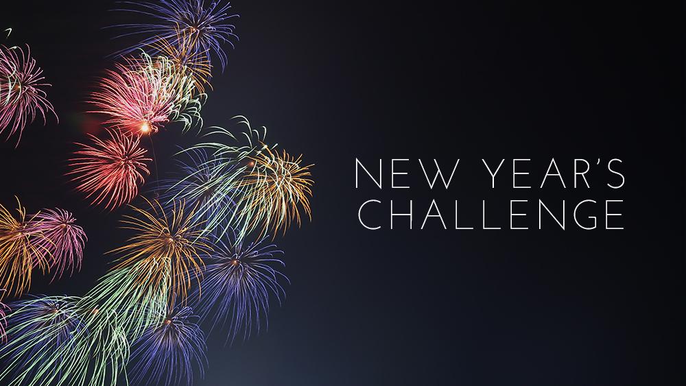 New Year\'s Challenge