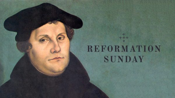 Reformation Sunday 2017 Image